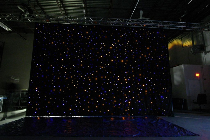 Fiber Optic Curtain 15 X30 375 00 Sensory Light And